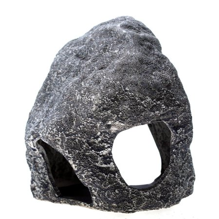 Dr.moss Cichlid Grain Stone Cave Aquarium Fish Tank Decoration (XL