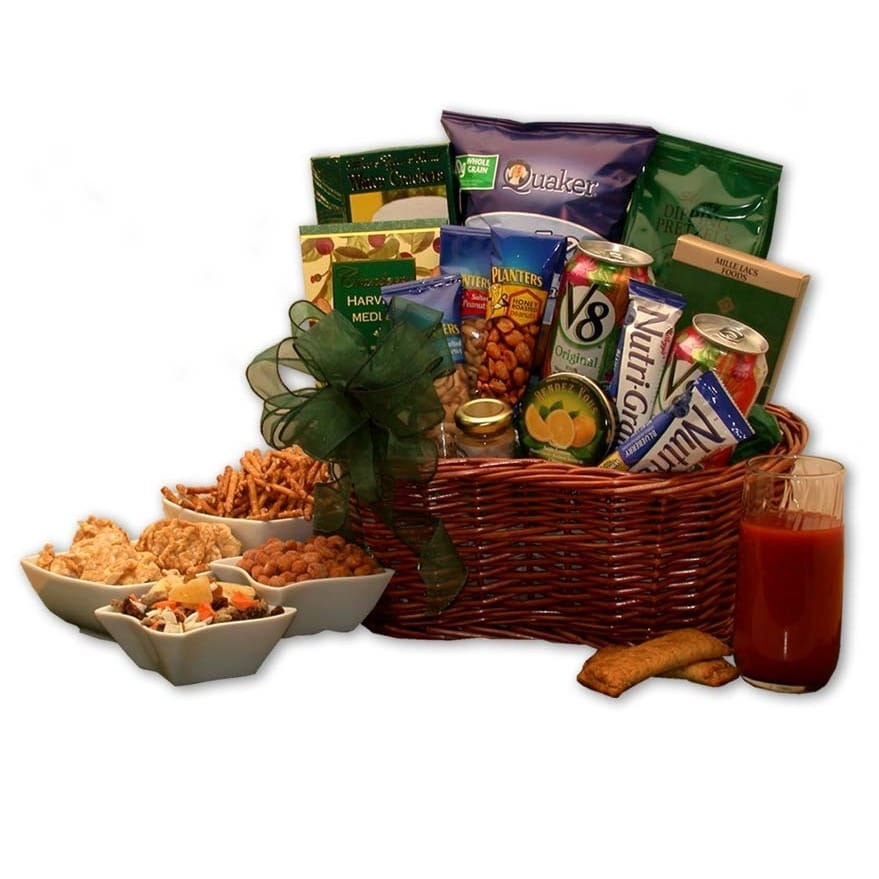 Precision Series Heart Healthy Low Fat Gift Basket