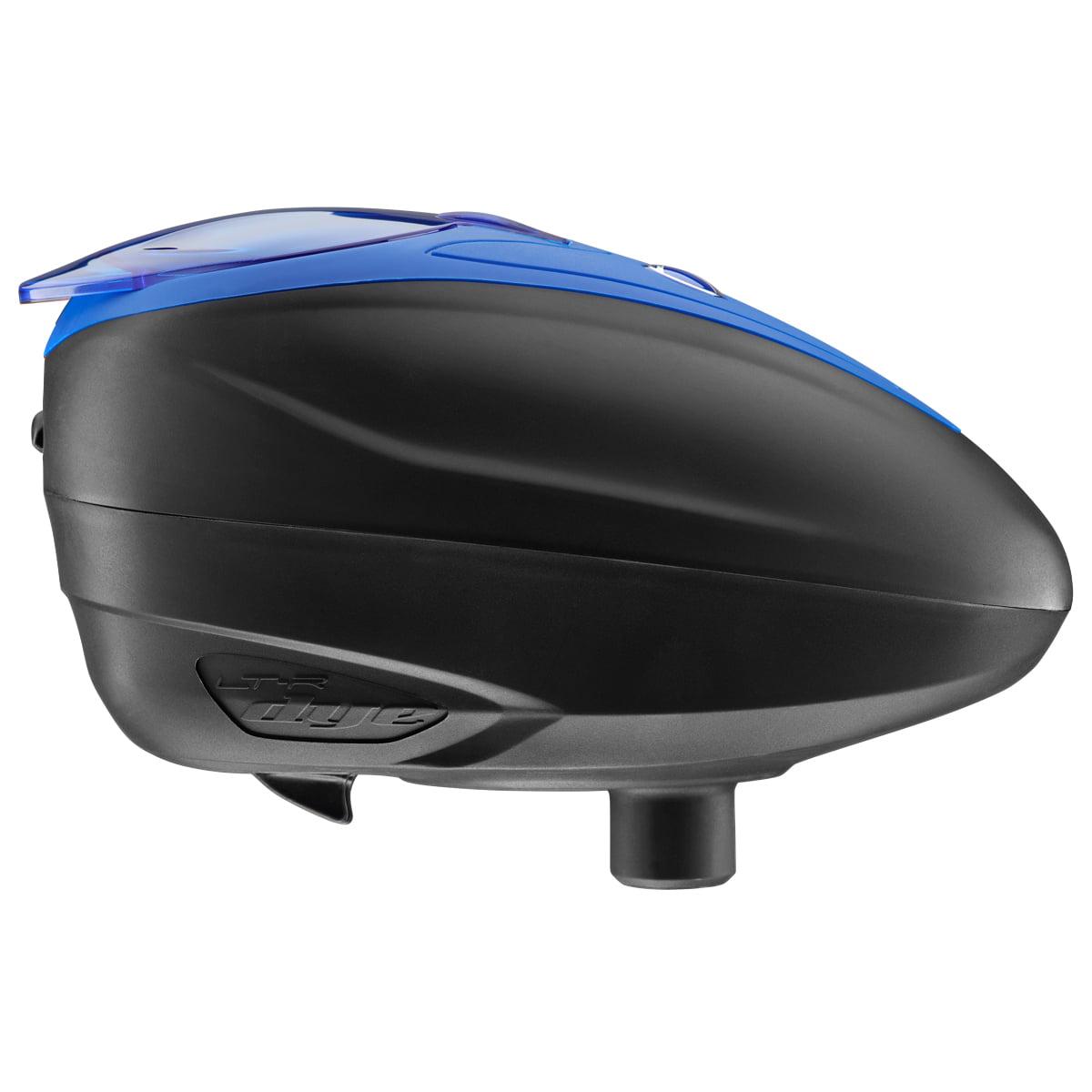 Dye LT-R Paintball Loader - Black / Blue