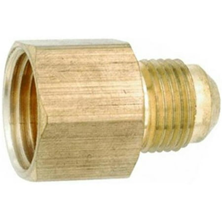 Part 754046-0612 Coupling 3/8 Flare X 3/4 Fip, by Anderson Metals, Single