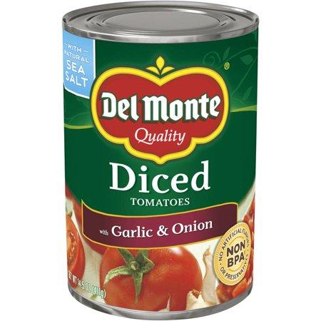 diced garlic