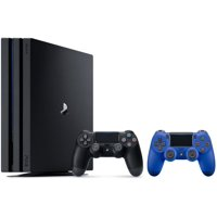 019000484 Product Image Sony PlayStation 4 Bundle  PS4 Pro 1TB Console
