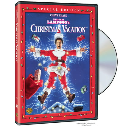 National Lampoon's Christmas Vacation (Special Edition) (DVD) - Halloween Movie Specials 2017
