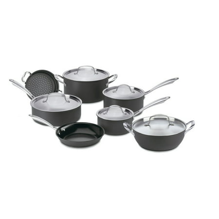 Cuisinart GreenGourmet Hard Anodized 12 Piece GreenGourmet® Set