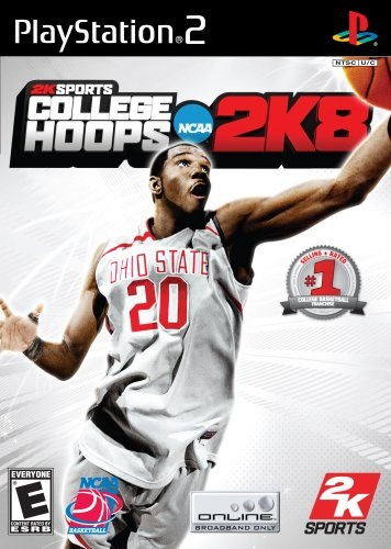 College Hoops 2K8 PlayStation 2 by Take-Two Interactive Software