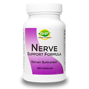 Nerve Support Formula for the Nutritional Support of Peripheral Neuropathy and Nerve Pain