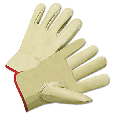 Anchor Brand  ANR4010XL  Gloves  Maintenance Supplies  Leather  ;Tan