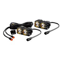 KC HiLites FLEX trade LED Dual System Pair Pack 268