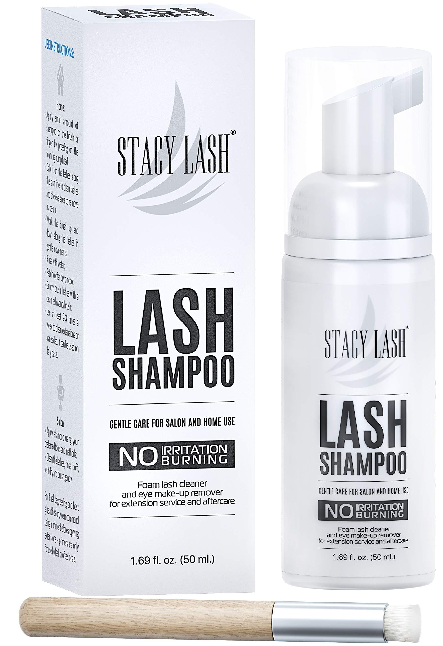 Eyelash Extension Shampoo Stacy Lash