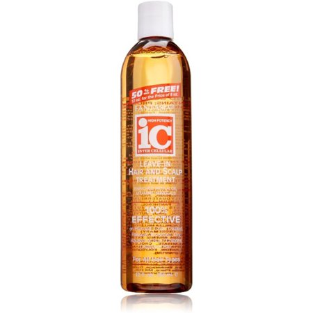 Fantasia IC High Potency IC Leave-In Hair and Scalp Treatment, 12 oz