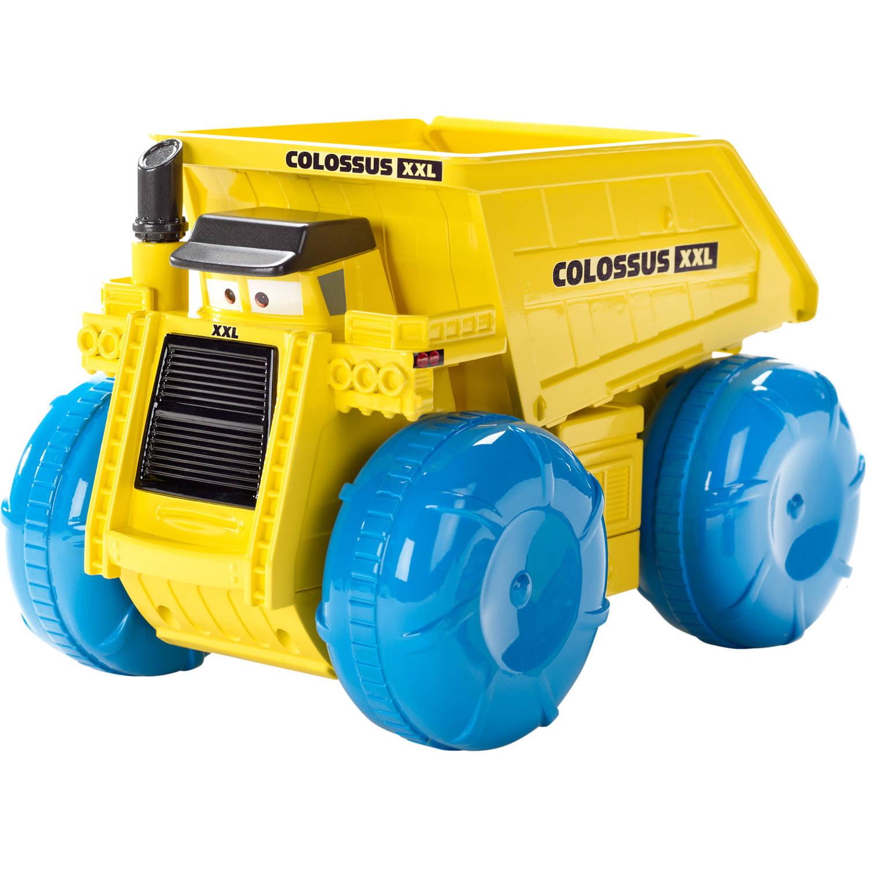disney cars hydro wheels colossus xxl dump truck walmartcom - Disney Cars Toys Truck
