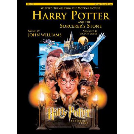 Solo Flute Pieces - Selected Themes from the Motion Picture Harry Potter and the Sorcerer's Stone (Solo, Duet, Trio) : Flute