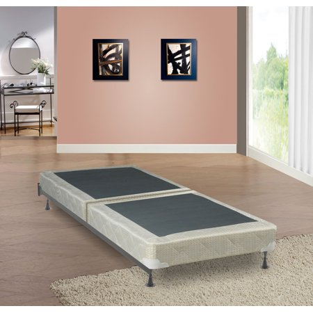 """WAYTON, 8-Inch Split Box Spring/Foundation For Mattress, No Assembly Required, Twin Size 74"""" x 38"""" x 22"""""""