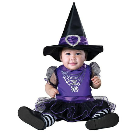 Famous Movie Costumes (Witch & Famous Infant Costume)