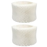 2-pack Humidifier Replacement Wick Filter Replacement Parts for Honeywell HAC-500, HCM-350, HCM-600, HCM-630, HCM-710, HCM-300T, HCM-315T