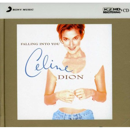 celine dion falling into you k2hd mastering cd. Black Bedroom Furniture Sets. Home Design Ideas