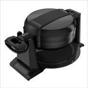 Best Belgian Waffle Makers - BLACK+DECKER Rotating Waffle Maker with Dual Cooking Plates Review