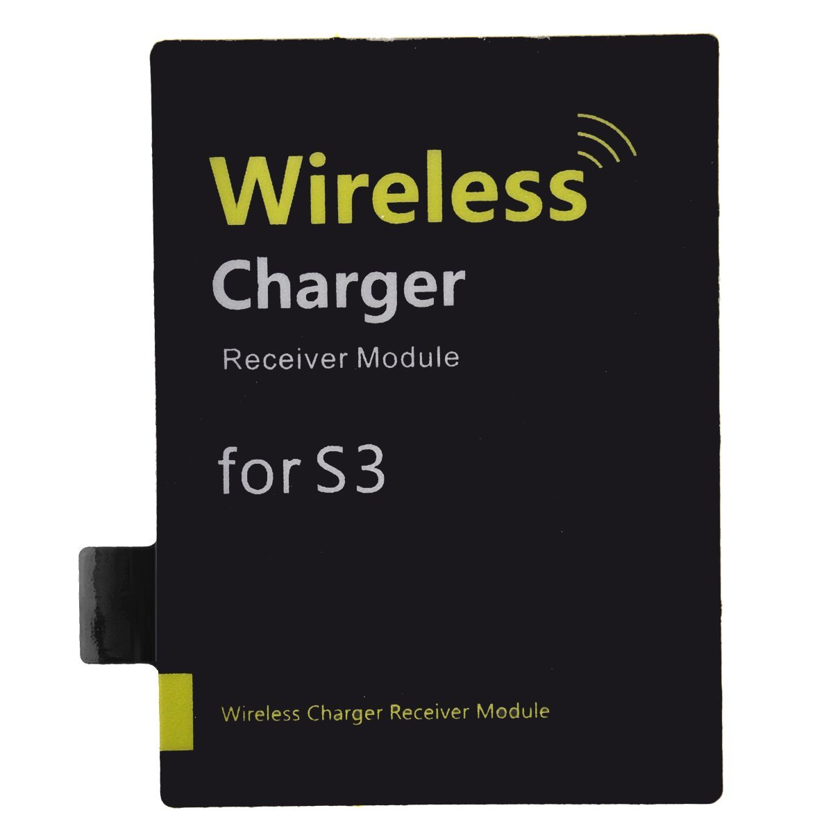 Spencer Qi Standard Wireless Charging Receiver Ultra-thin Pad Kit For Samsung Galaxy S3 /I9300