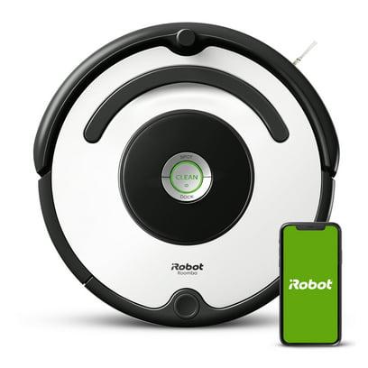 iRobot Roomba 670 Wi-Fi Connected Robot Vacuum