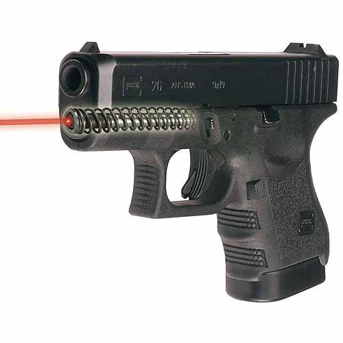 Lasermax LMS-1161 Guide Rod Laser for Glock 26, 27, 33