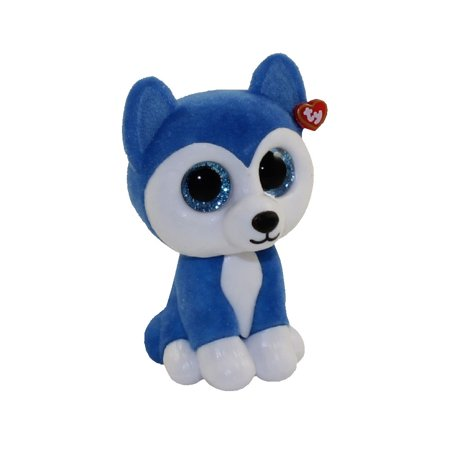 TY Beanie Boos - Mini Boo Figures Series 2 - SKYLAR the Blue Husky (2 - Boy Beanie Boos