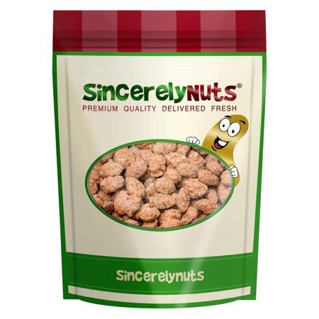 Sincerely Nuts Cinnamon Almonds, 1 LB Bag ()