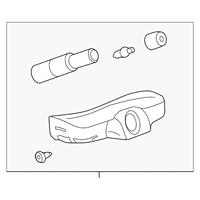 Genuine OE GM Sensor 13598773