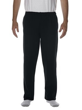 c8a4a8add5bad9 Product Image Gildan Men s Open Bottom Pocketed Sweatpant