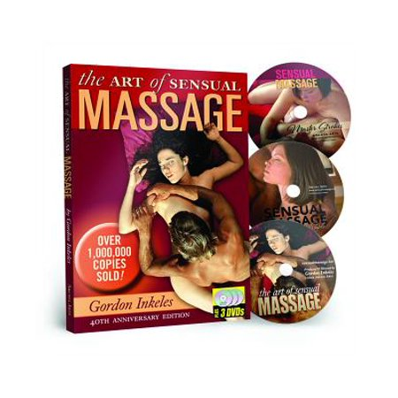 The Art of Sensual Massage + 3 DVDs (Paperback) (Chapter 3 Professional Ethics For Massage Practitioners)