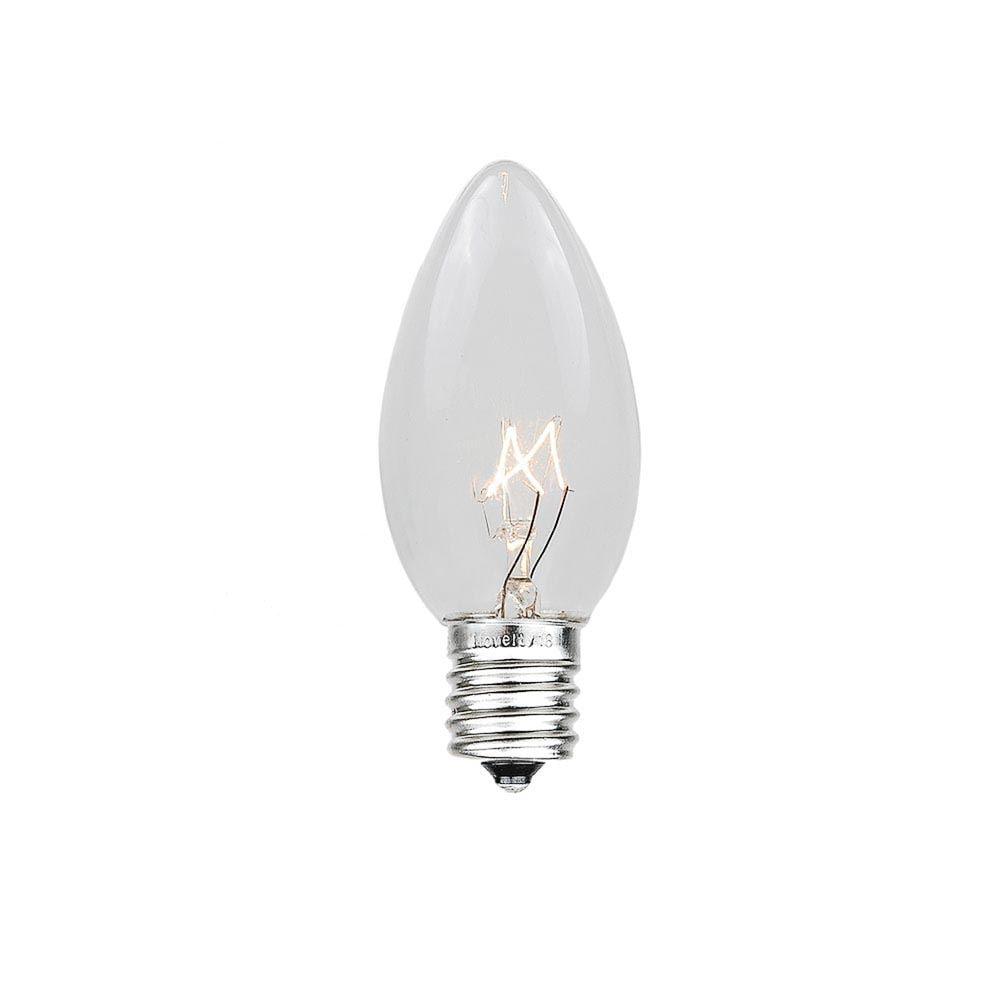 E12 Candélabre C7 Ampoule DEL Rouge//Vert//Bleu//Blanc//Chaud 64Led 120 V DECO Light
