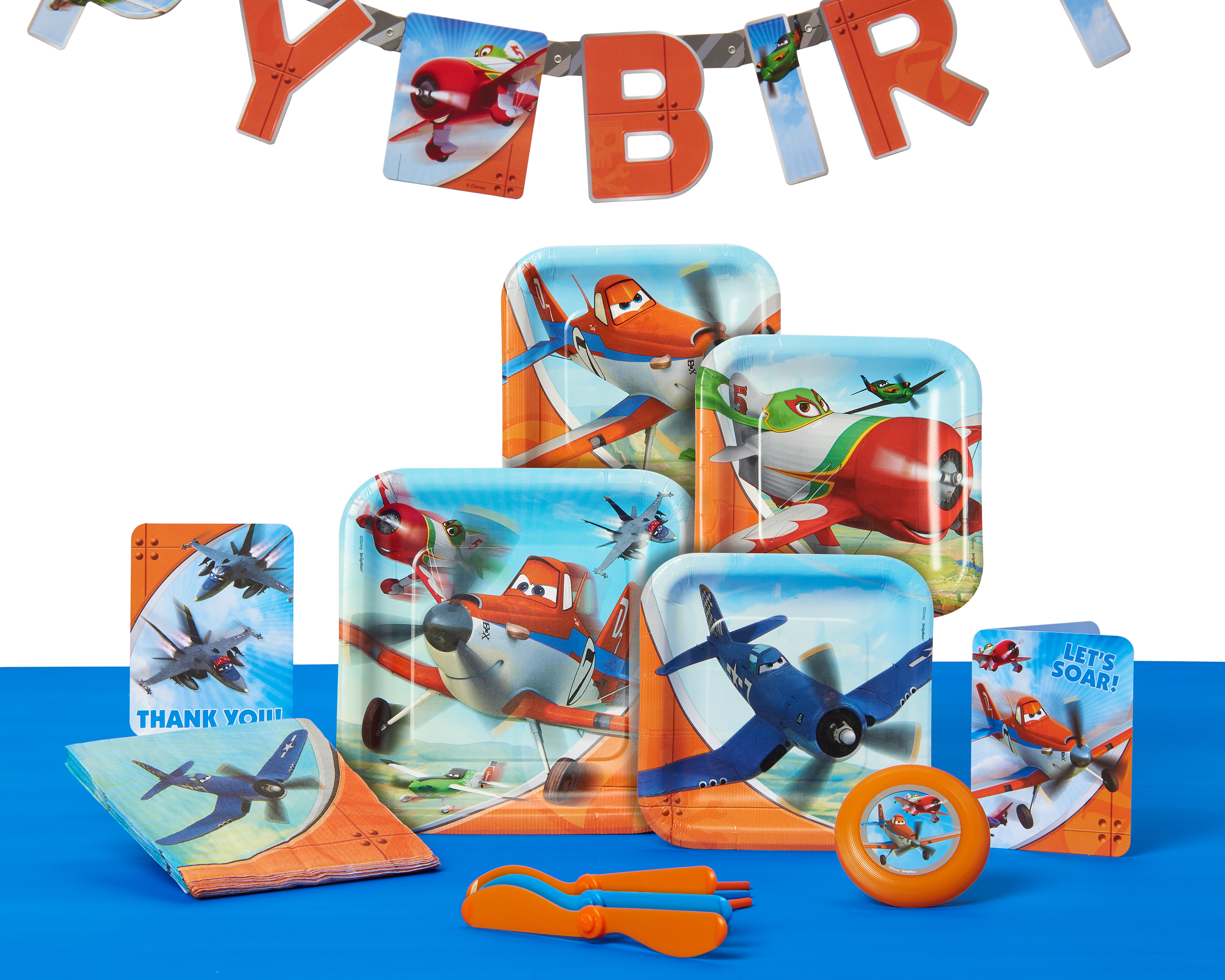 Planes Party Supplies - Walmart.com