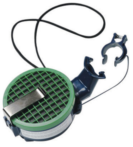 North by Honeywell Mouthbit Respirator For 7900 Series With Belt Clip