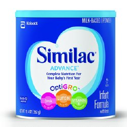Similac, Lf Advnc Pdr 12.4Oz  (Units Per Case: 6)