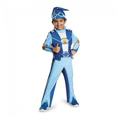 Nickelodeon's LazyTown Sportacus Deluxe Toddler Costume