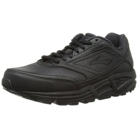 Brooks Women's Addiction Walker Walking Shoe,Black,8.5 D