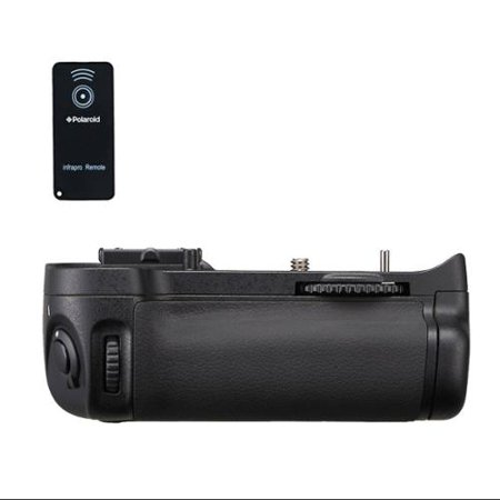 Polaroid Wireless Performance Battery Grip For Nikon D7000 Digital Slr Camera - Remote Shutter Release