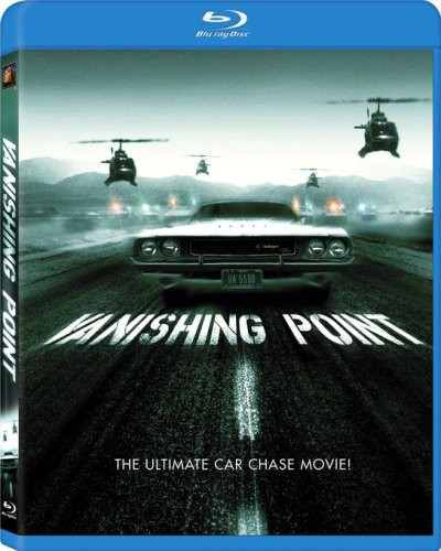 Vanishing Point (Blu-ray)