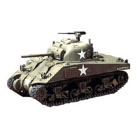 1/48 M4 Sherman Tank-Early, Plastic Model Kit-Assembly Required By Tamiya  Ship from US