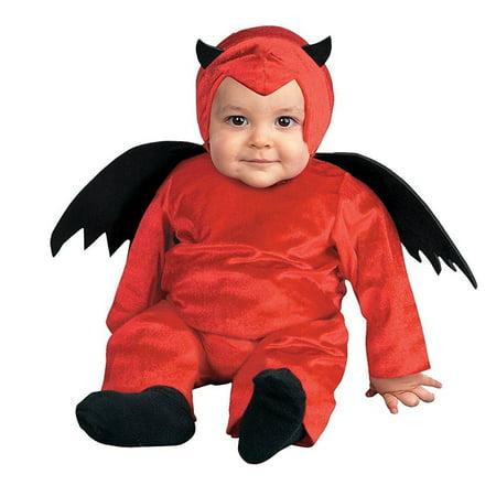 Disguise Devil D'little Costume - Infant/toddler Costume 12-18 - Tasmanian Devil Toddler Costume