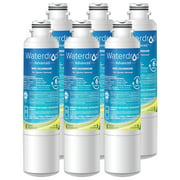 Waterdrop NSF 53&42 Certified DA29-00020B Refrigerator Water Filter, Compatible with Samsung DA29-00020B, DA29-00020A, HAF-CIN/EXP, 46-9101, Pack of 6