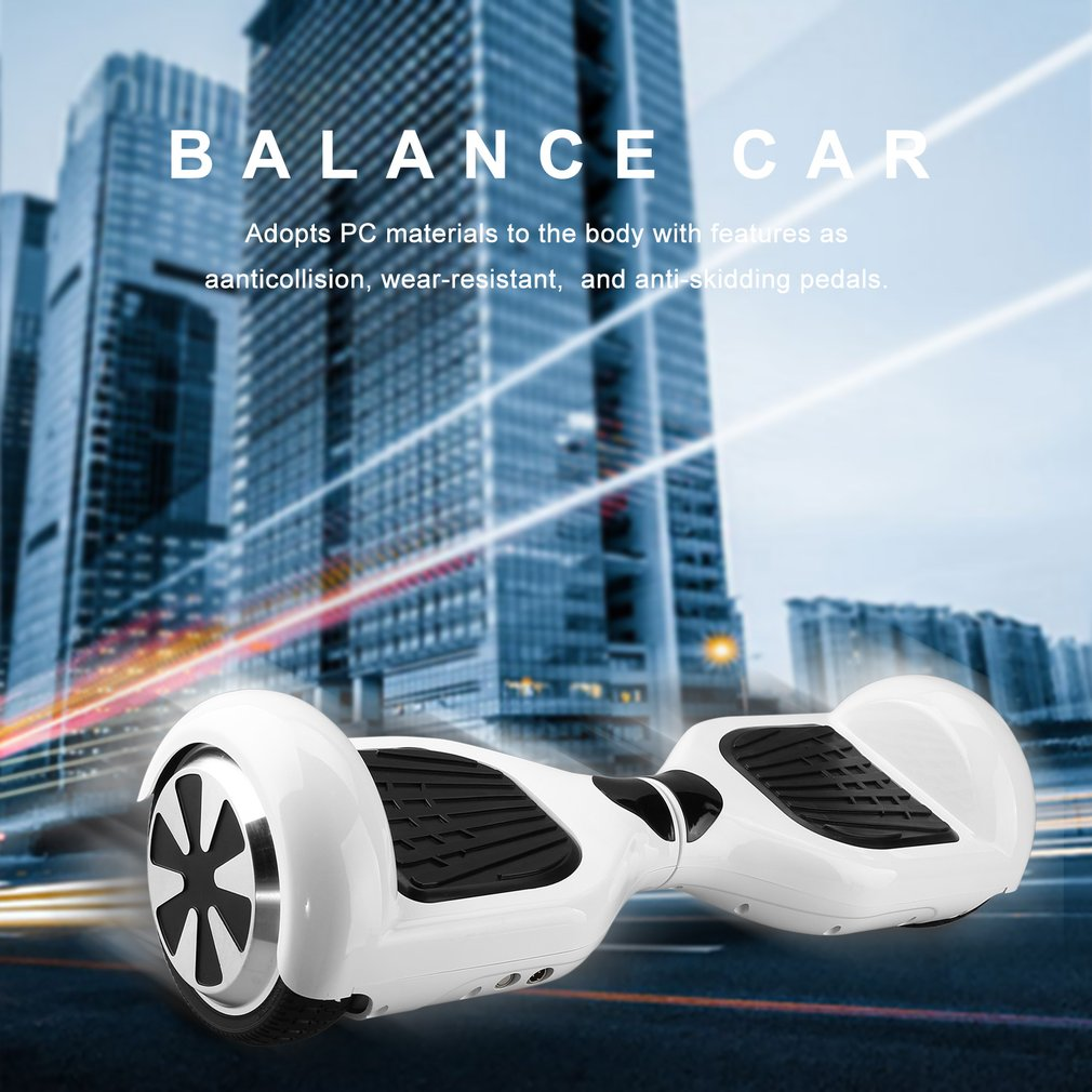 Portable Compact Smart Electric hoverboard Self Balancing...