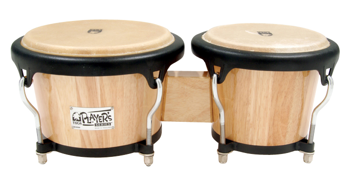 Toca Player's Series Wood Bongos by Toca