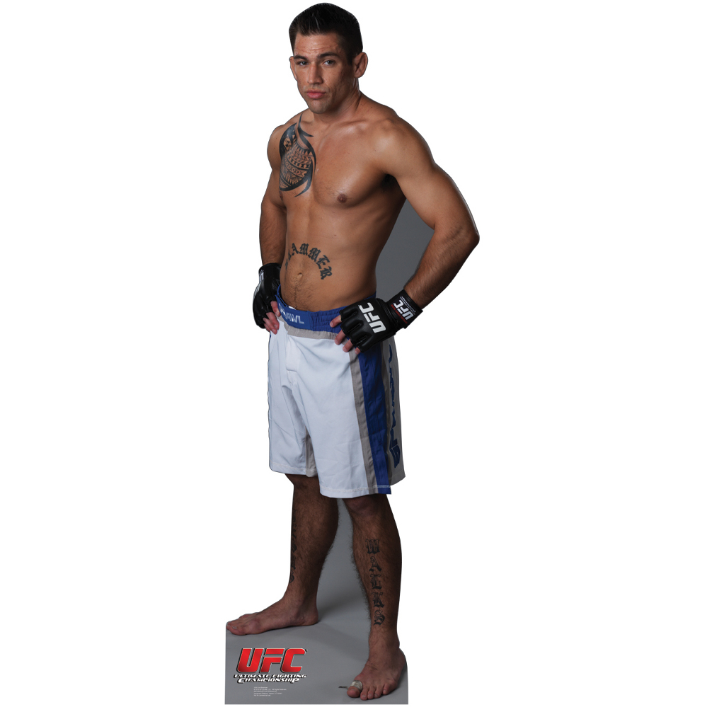 Joe Brammer-UFC Lifesized Standup