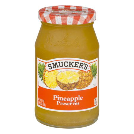 Rothschild Pineapple - (3 Pack) Smucker's Pineapple Preserves, 18 oz