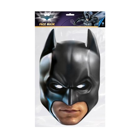 Adult's Batman The Dark Knight Masquerade Party Mask Costume Accessory