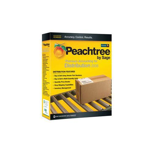 Sage Products VERDSTM2008RT Peachtree Premium Accounting ...