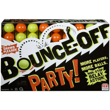 Bounce-off Party - Games For Christmas Parties