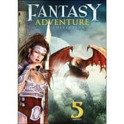 Echo Bridge Home Entertainment 5-Film Fantasy-Adventure Collection DVD by Echo Bridge Home Entertainment