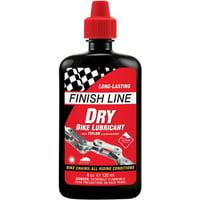 Finish Line DRY Lube 4oz Drip