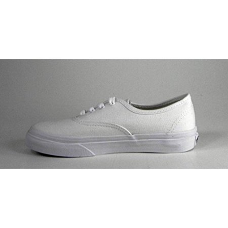 Vans Youth Authentic Core , White-12.5 Youth - Vans For Youth